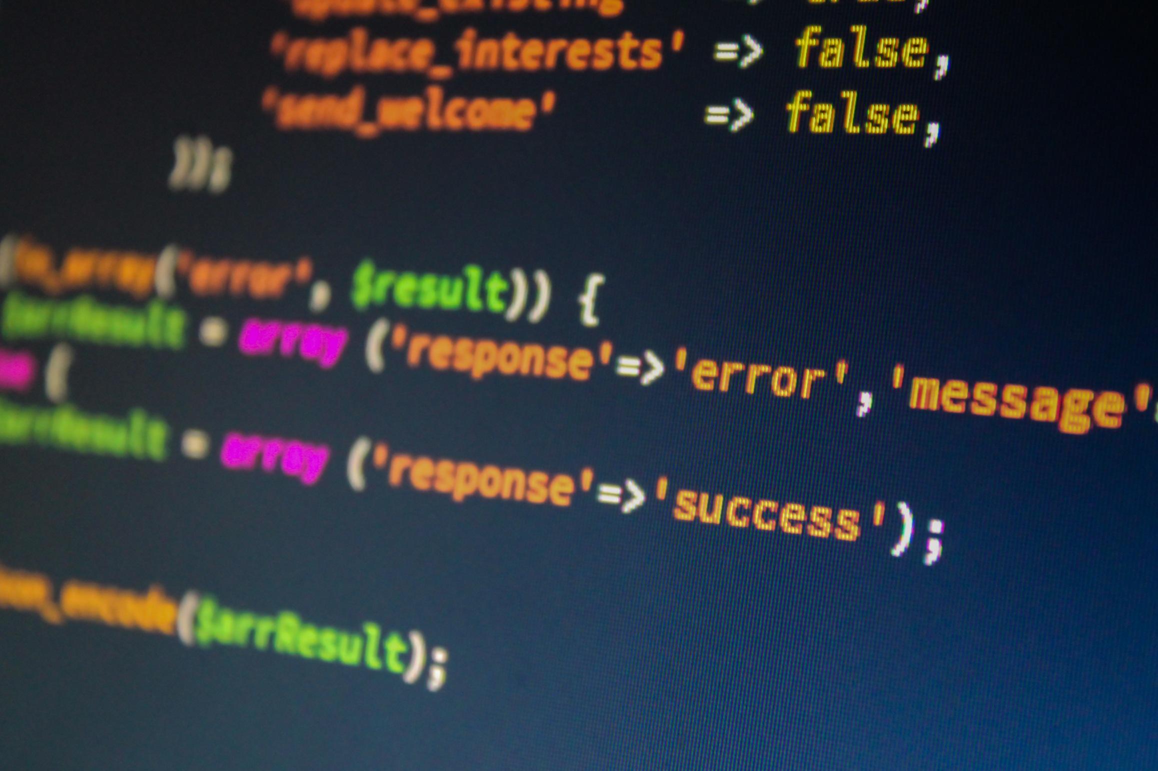 Decoding: APIs