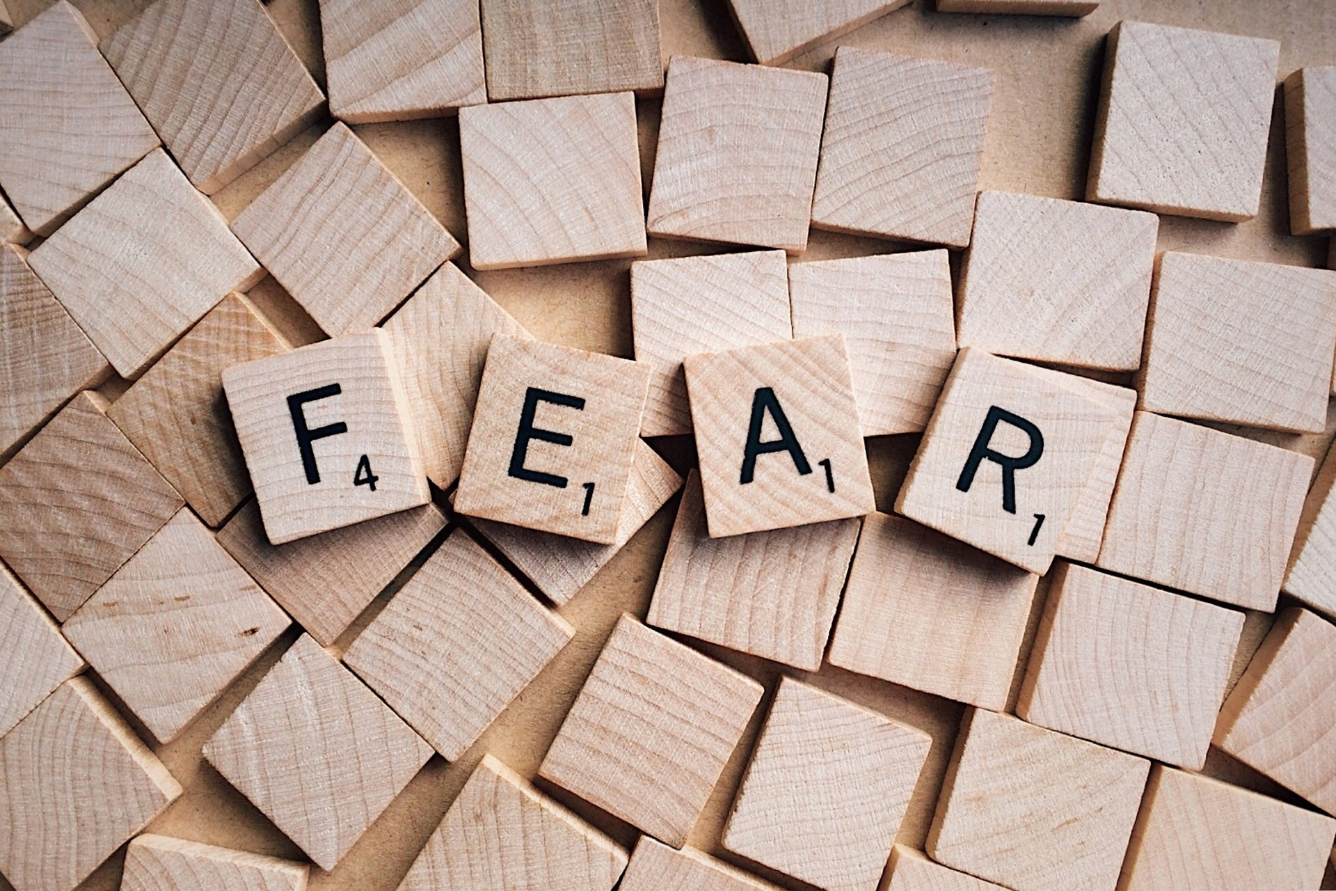 How I learned to embrace fear